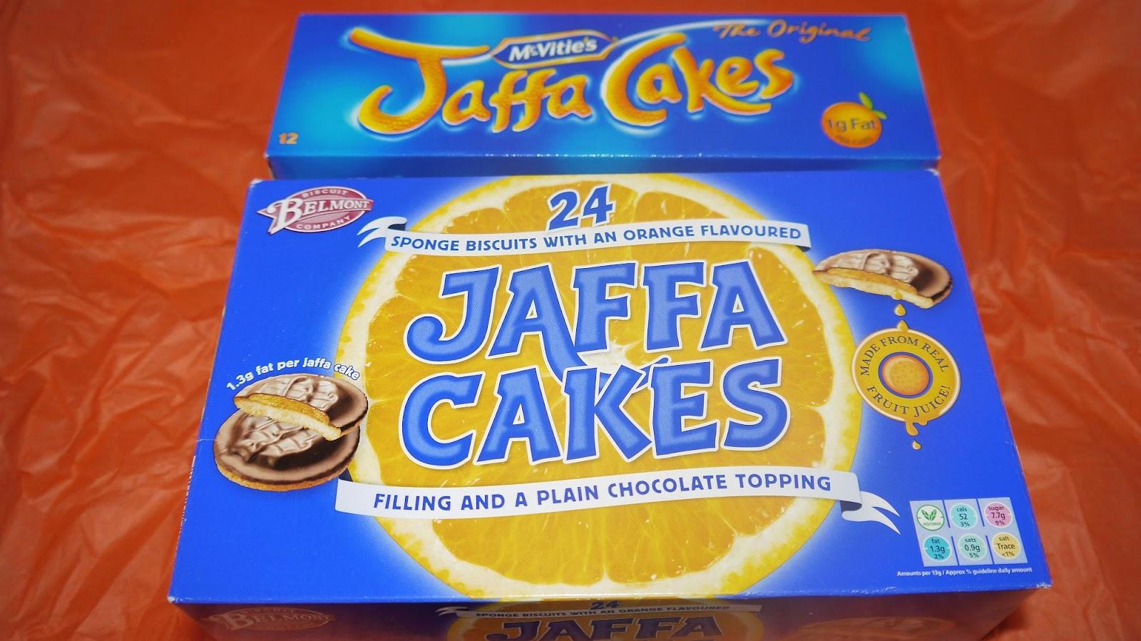 Are Aldi Jaffa Cakes Vegetarian