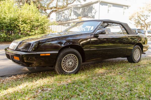 Get some sun sunday 1991 chrysler lebaron convertible gtc for get some sun sunday 1991 chrysler lebaron convertible gtc for sale 2100 sciox Image collections