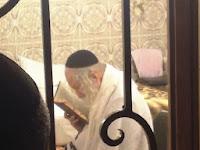 """הרב אליעזר ברלנד בקבר רבי דוד ומשה במרוקו ר""""ח חשוון"""