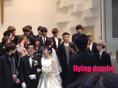 Choi Sulli And Choi Minho Wedding Sulli And Minho Wedding