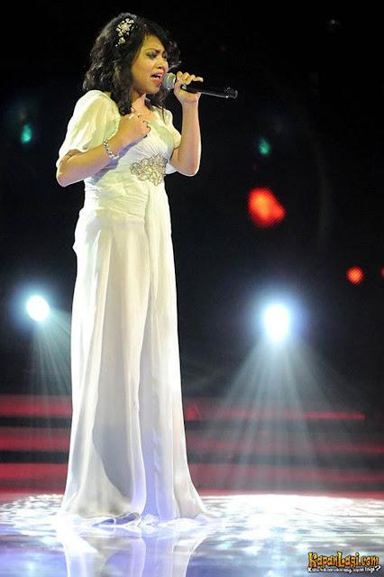 Yohana Keluar GalaLiveShow X Factor Indonesia
