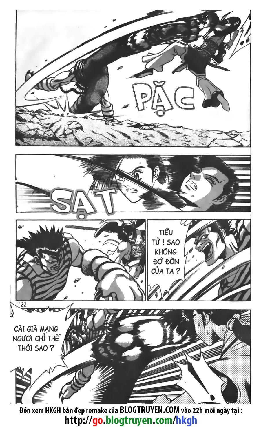 Hiệp Khách Giang Hồ chap 166 page 21 - IZTruyenTranh.com