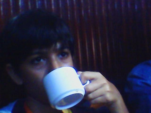 Coffee, Selfie,BigRock, IndiBlogger, WordUp