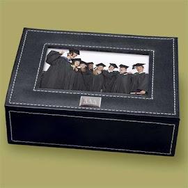 Greek Photo Keepsake Box
