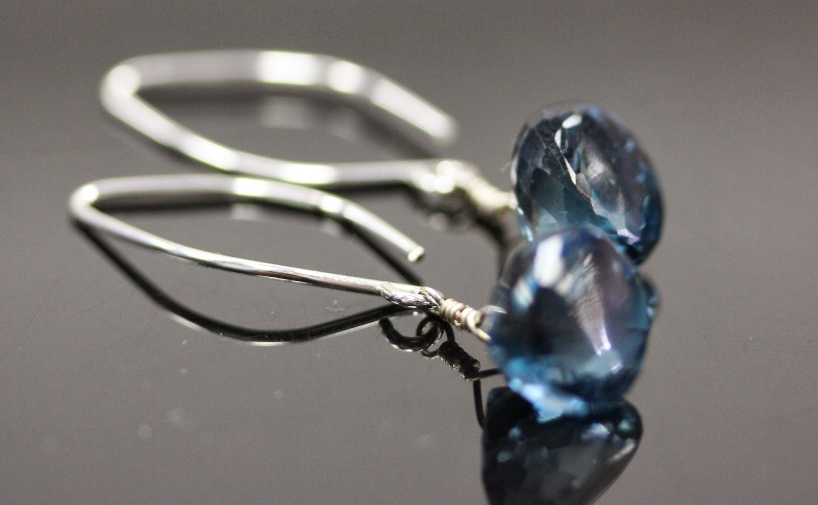 Top Drilled Wire Wrapped Earring Tutorial - Bead World