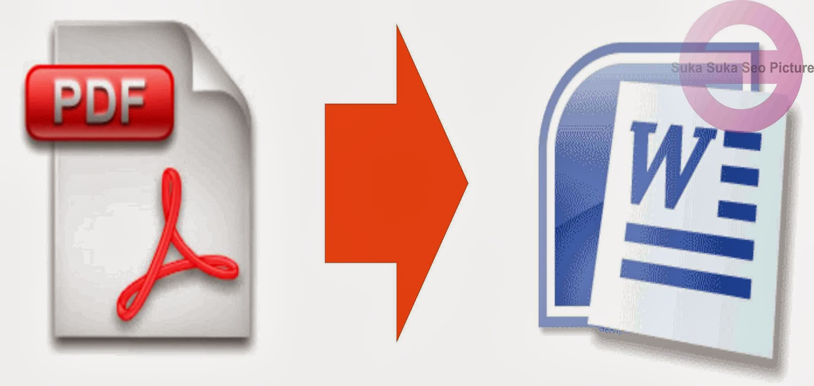 Convert File Pdf menjadi File Word Berformat Docx dengan Mudah