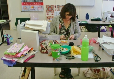 Barcaldine Quilting Retreat