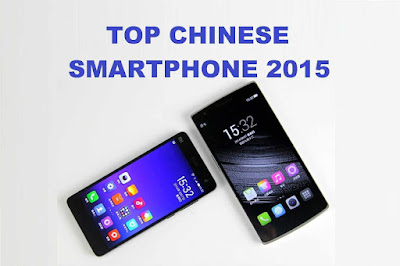 Best Chinese Smartphone in 2015