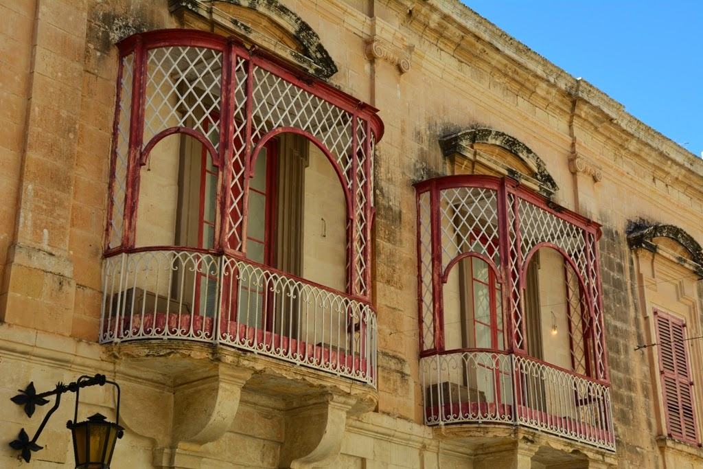 Mdina General Balcony