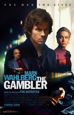 The Gambler 2014 poster