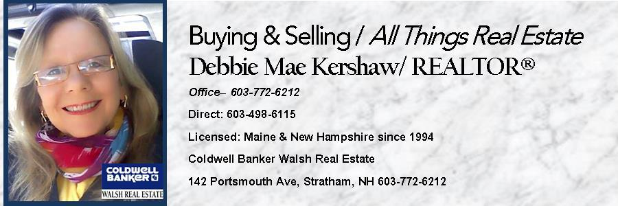 Buying & Selling Real Estate in NH and Maine