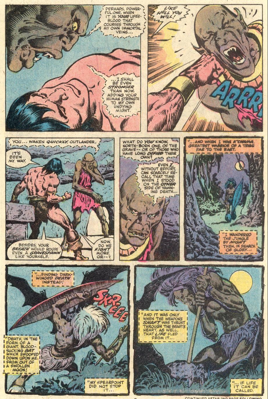 Conan the Barbarian (1970) Issue #103 #115 - English 4