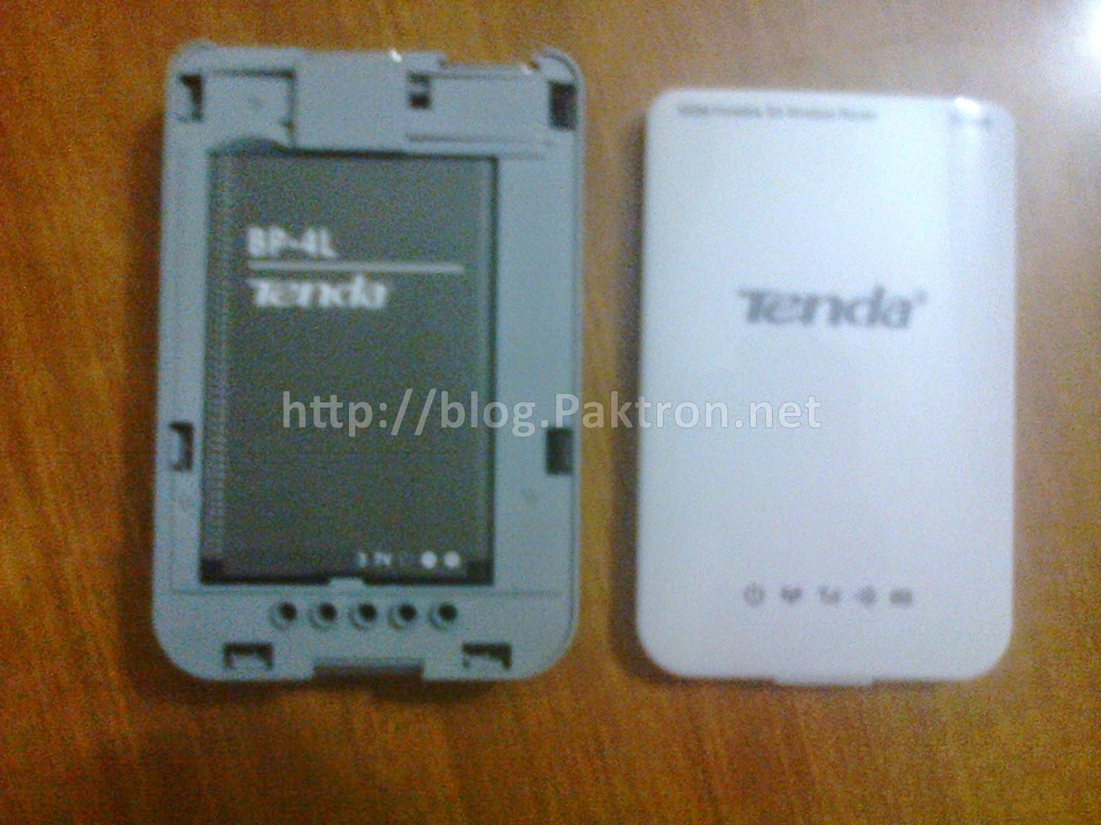 TENDA 3G 150B Battery