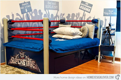 home decor idea wwe bedroom decor