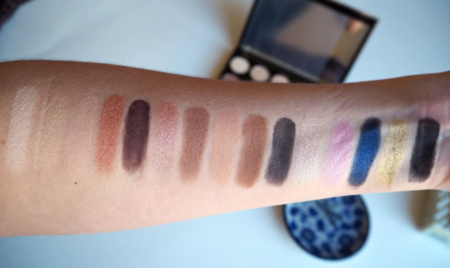 Urban Decay Gwen Stefani Eyeshadow Palette, review, swatches
