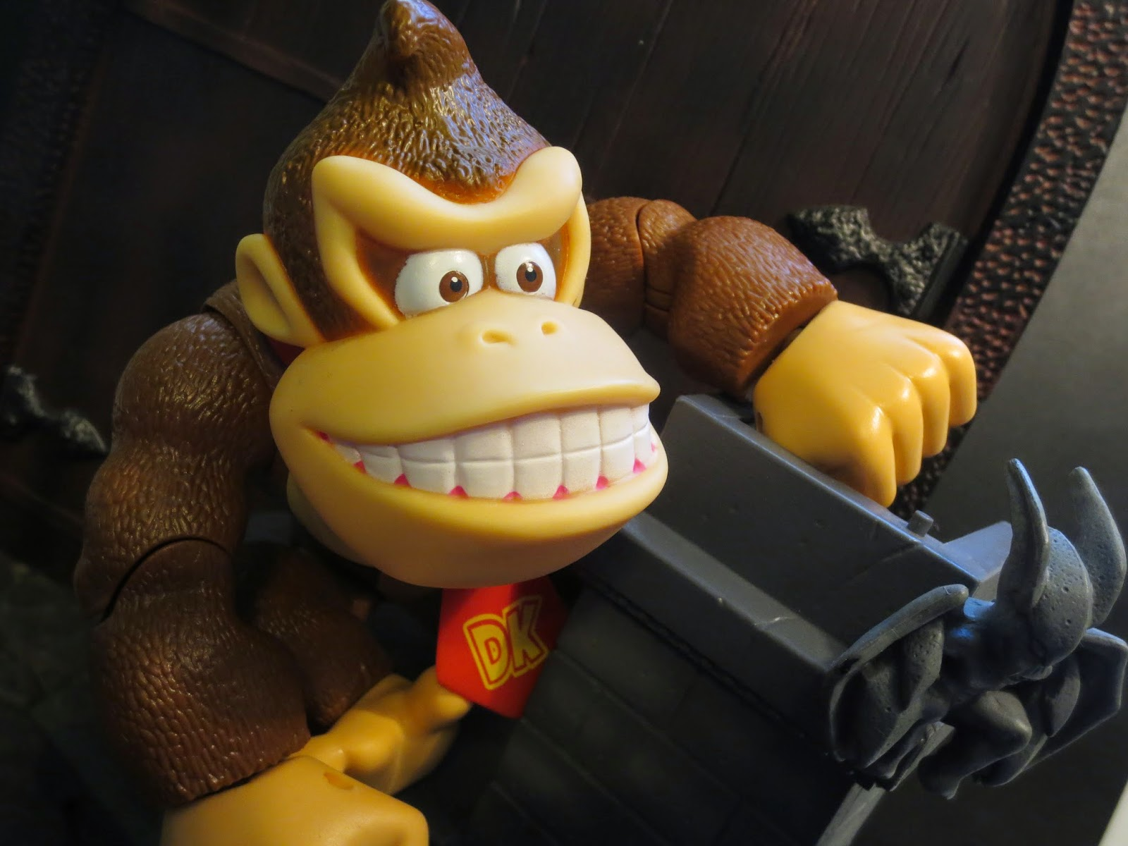 donkey kong first game