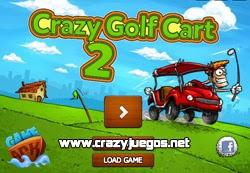Jugar Crazy Golf Cart 2