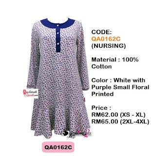 T-Shirt-Muslimah-Qaseh-QA0162C