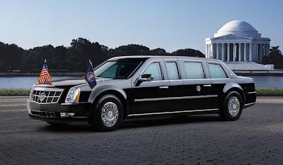 Mobil Obama Bak Bunker