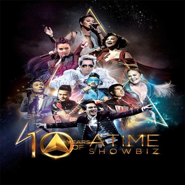 Download [Mp3]-[Hot Album] รวมเพลงฮิต 10 ปีของวงการดนตรีจากเหล่าสุดยอดนักร้องใน อัลบั้ม 10 Years Of Atime Showbiz CBR@320Kbps 4shared By Pleng-mun.com