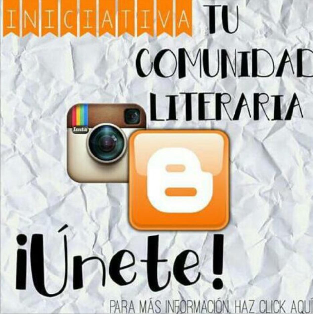 """Iniciativa """"Tu Comunidad Literaria"""""""
