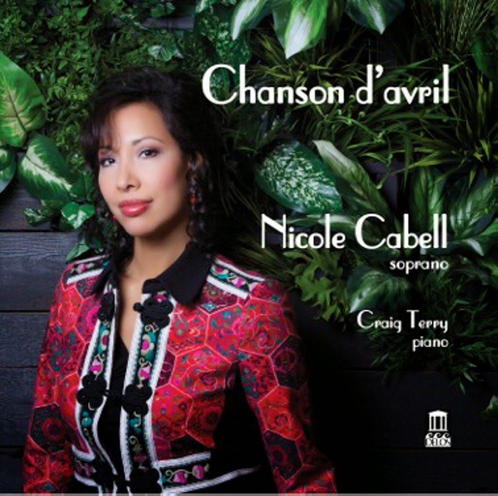 Nicole Cabell - Chanson d'avril