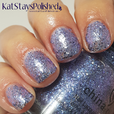 China Glaze - The Great Outdoors - Let's Dew It | Kat Stays Polished
