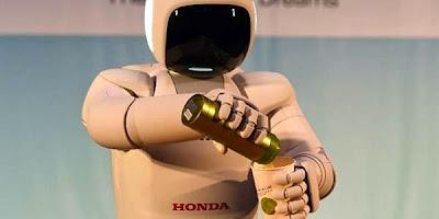 Honda Humanoid Robots Increasingly Like Humans