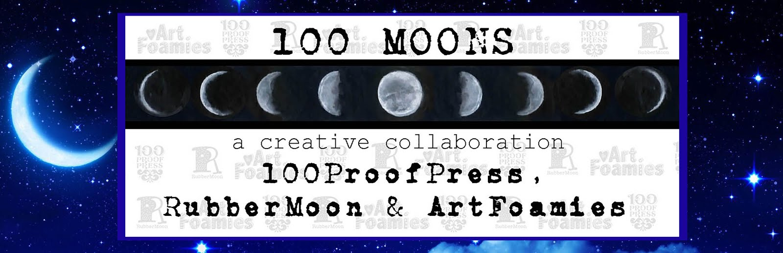 100 Moons Creative Collaboration