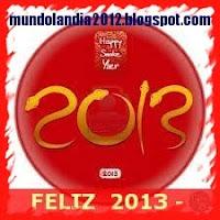 快乐年 2013 - FELIZ AÑO NUEVO