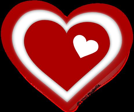 heart clip art outline. heart clip art outline. free