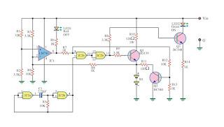 cara membuat charger baterai otomatis, cara membuat charger aki kering otomatis