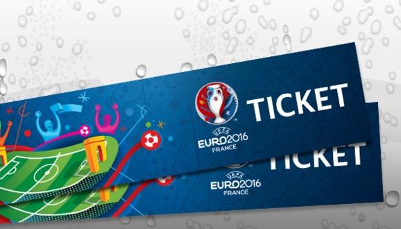 Si të siguroni një biletë për Euro 2016