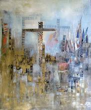 Crucifixion - 120 x 100 cm - 2009