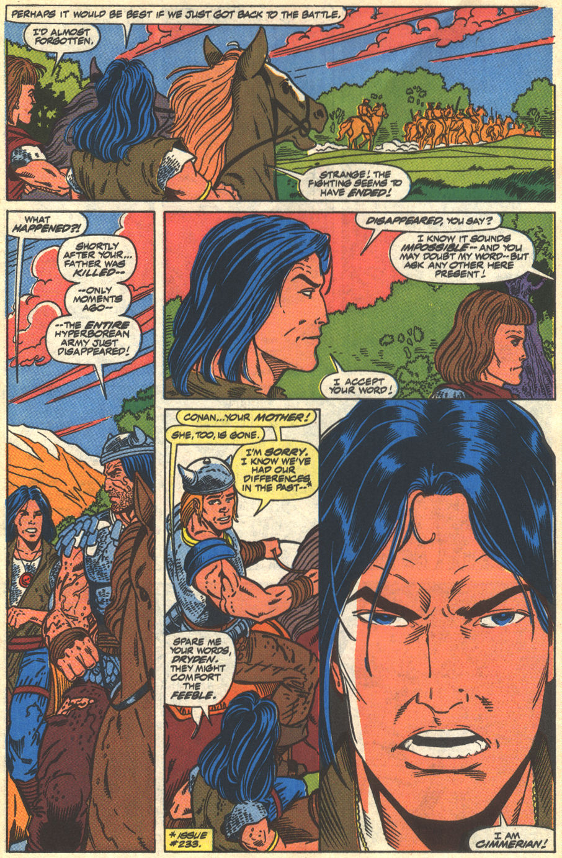 Conan the Barbarian (1970) Issue #235 #247 - English 4