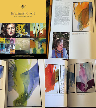 "Represented in three recent books, ""Encaustic Art in the 21st Century "" Encaustic Works 12. Contem"""
