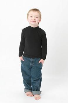Zack age 4