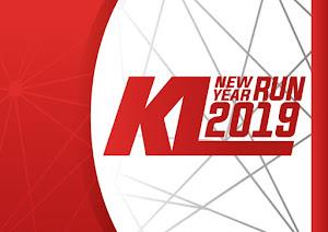 KL New Year Run 2019 - 1 January 2019
