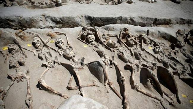 H μεγαλύτερη νεκρόπολη βρίσκεται στο Φάληρο – Οι περισσότεροι τάφοι θάφτηκαν για πάντα