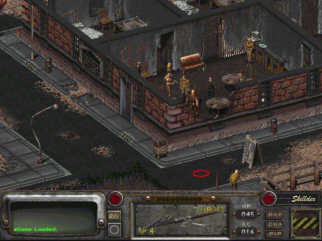 Fallout  Mod Delete Building