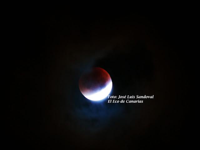 fotos eclipse super luna de sangre septiembre 2015