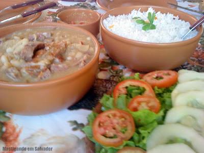 Recanto Miriabília Dei (Restaurante do Padre): Dobradinha