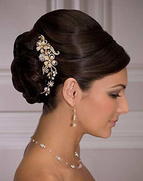 Recogidos para invitadas de boda Fotos de los mejores looks (Foto  - Peinados Elegantes Para Una Boda