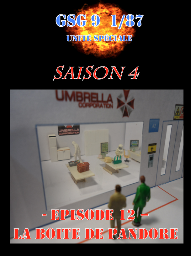 Saison 4 - Episode 12