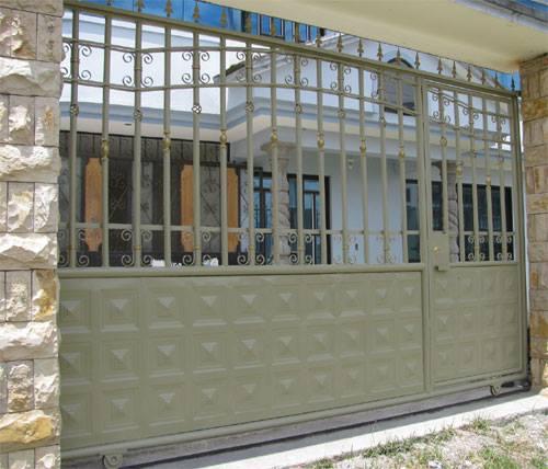 Mec nica industrial puertas - Puertas para cerramientos ...