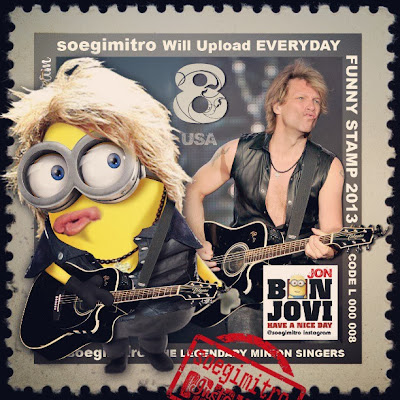 Jon Bon Jovi Minion - Musica Parodia