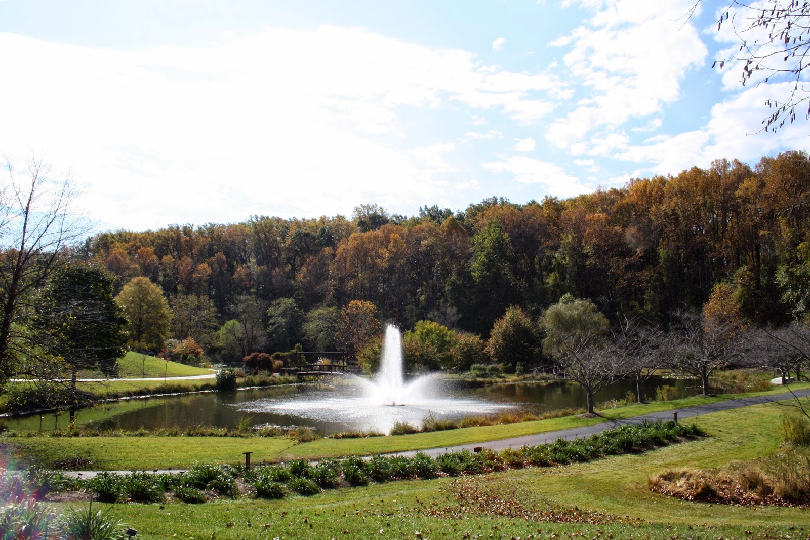 A Little While Back, Sabrina And I Took A Stroll Around Meadowlark  Botanical Gardens In Vienna, VA. This Was My First Time Visiting,  Interestingly Enough In ...