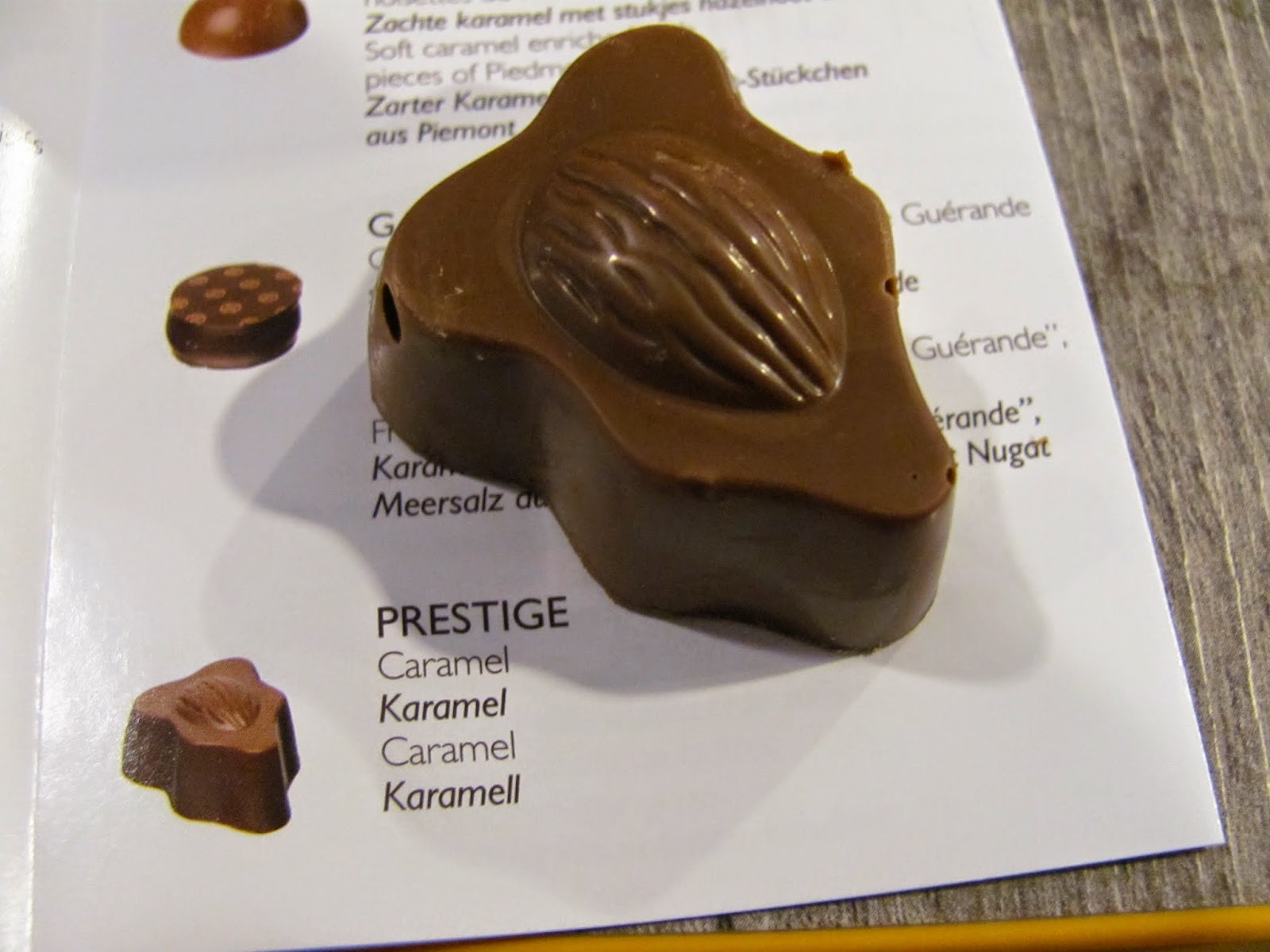 Prestige Chocolate Brussels Belgium