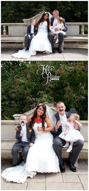 ramside hall wedding, northumberland wedding, katie byram photography