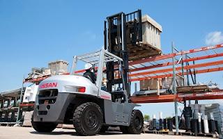 Nissan Forklift Japan